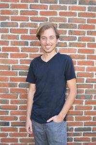 Jack Yarrows is a LUCAD student, majoring in Fine Arts.